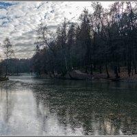 Лёд на пруду :: Владимир Белов