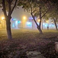 туман  .. :: юрий иванов