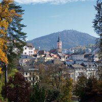 Осень в Баден-Бадене :: Boris Alabugin