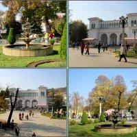 В Кисловодском курортном парке у Колоннады :: Нина Бутко