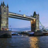 London. Tower bridge :: Павел L