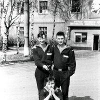 на службе в Эстонии :: Сергей Антипин