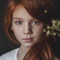 Небо в глазах, солнце в волосах :: Юлия Дурова