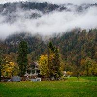 Домик в Альпах :: Vasiliy V. Rechevskiy