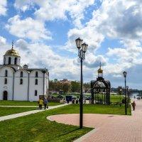 Благовещенская церковь в Витебске :: Ирина Никифорова