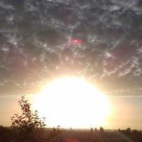 солнце в какошнике :: МИХАИЛ КАТАРЖИН