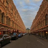 Переулки Москвы :: ninell nikitina