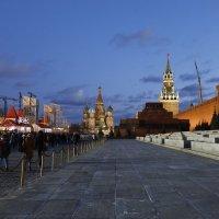 Москва Красная площадь :: Sergey Prussakov