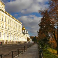 Осенние прогулки :: Vera Ostroumova