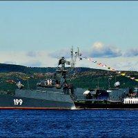 """Малый противолодочный корабль """"Брест"""" :: Кай-8 (Ярослав) Забелин"""