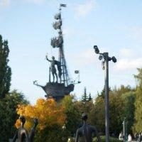 """инопланетяне"" в парке :: Александр Матюхин"