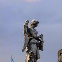 Мост Святого Ангела (итал. Ponte Sant'Angelo) Рим :: Алексей Власов