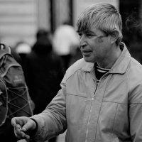 промокашка :: Дмитрий Погорелов