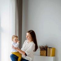 счастье быть мамой :: Наталья Быстрова