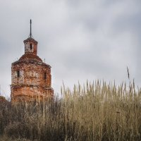 Никольская церковь (с. Осиновка) :: Олег Архипов