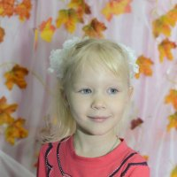 чистые детские глаза :: Ольга Русакова