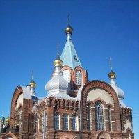 Церковь Сретения Владимирской иконы Божией Матери :: Николай O.D.