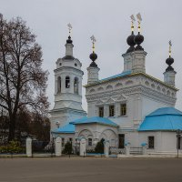 Церковь Покрова - Пресвятой Богородицы, город Калуга :: Виктор