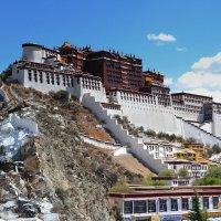 Дворец Далай-Ламы :: Tengri K.