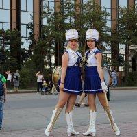 Астана. День города :: Sergey Prussakov