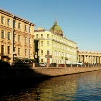 набережная канала Грибоедова, Санкт-Петербург, :: Galina Belugina