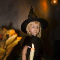 маленькая ведьмочка :: Tanya Petrosyan