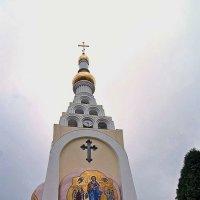 Храм Святой мученицы Татьяны :: Александр Корчемный