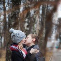 Влюбленная пара :: Любовь Строгонова