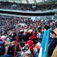 Митинг-концерт «Россия объединяет» :: Центр Юность