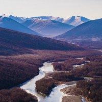 Долина реки Сугой. :: Юрий Харченко