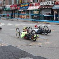Нью-Йорксий марафон 2017. Паралимпийцы 9 :: Олег Чемоданов