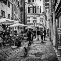 На улицах Генуи :: Владимир Брагилевский