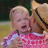 настоящие детские эмоции :: Olga Schejko