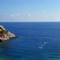 Синее море. :: Чария Зоя