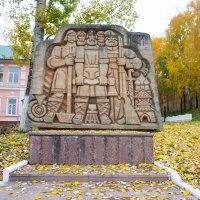 Экскурсия по осеннему Саранску 1 :: Евгений Ломтев