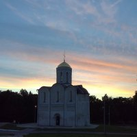 июльский вечер тепл и тих... :: Евгения Куприянова