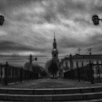 Красногвардейский мост :: Игорь Свет