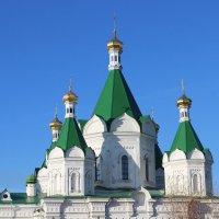 Храм Александра Невского :: Дмитрий Солоненко
