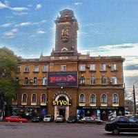 Здание Александровского полицейского участка :: Александр Корчемный