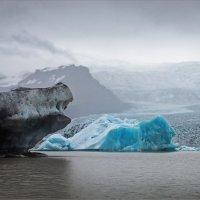 Навстречу леднику :: Shapiro Svetlana