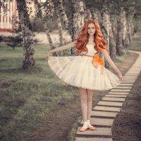 Балерина :: Marina Semyokhina