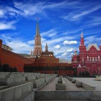 Москва, Красная Площадь :: Борис Соловьев