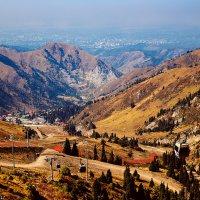 Almaty.Shimbulak :: Sergey Baturin