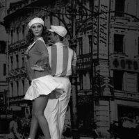 Белый   танец . :: Игорь   Александрович Куликов