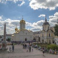 В Свято-Троицкой Лавре :: Сергей Цветков