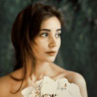 Хрустальная слеза невесты :: Наталья Тривайлова