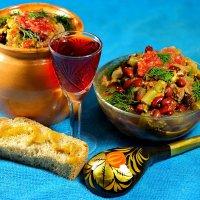 Вы любите грузинскую кухню? Тогда - чанахи!:) :: Андрей Заломленков