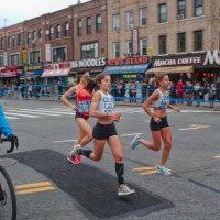 Нью-ЙОркский марафон 2017. Олимпионики-женщины 2 :: Олег Чемоданов