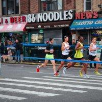 Нью-ЙОркский марафон 2017. Олимпионики-мужчины 1 :: Олег Чемоданов