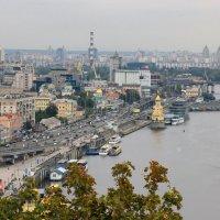 Осенний Киев :: Владимир Переклицкий
